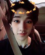 Bang Chan IG Update 180804 (3)