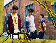 I am WHO Bang Chan, Woojin, & Hyunjin Teaser