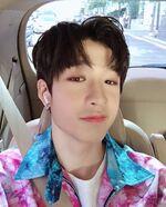 Bang Chan IG Update 180531 (3)