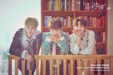 Official Goods I Am You Bang Chan Seungmin & I.N teaser