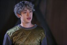 Bang Chan Grr Law of Total Madness Performance Video Shooting Behind (1)