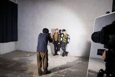 Bang Chan Felix SKZ2020 Jacket Shooting Behind (1)