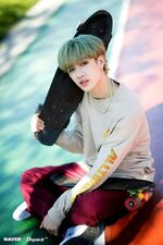 Bang Chan Naver x Dispatch (3)