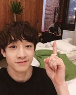 Bang Chan IG Update 180701 (1)