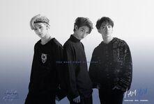 Bang Chan, Felix & Changbin I Am You Promo