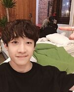 Bang Chan IG Update 180701 (2)