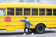 Bang Chan Grow Up Video Shooting Behind (1)