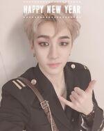 Bang Chan IG Update 20190102 (1)