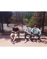Bang Chan, Changbin and Han IG Update 180713