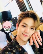 Woojin and Bang Chan IG Update 180425 (2)