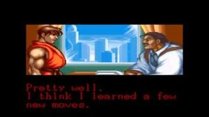 Final Fight 3 Intro (Prologue)