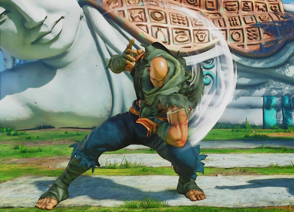 Tiger Heavy Elbow