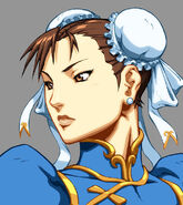 Character Select Chun Li by UdonCrew