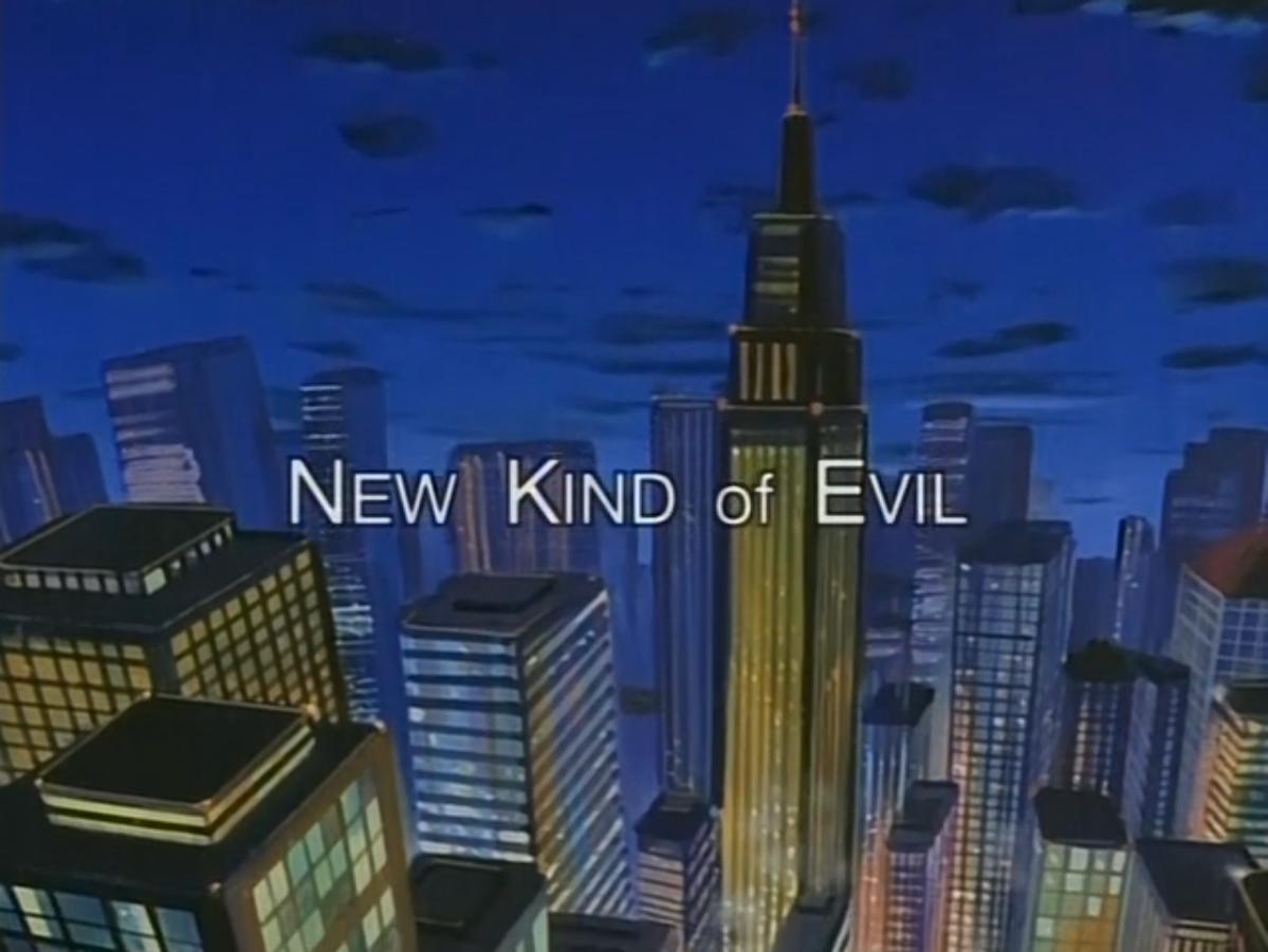 New Kind of Evil
