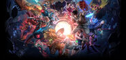 Teppen Version 3.1 Update key art from the official site (1)