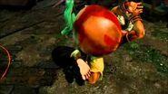 Street Fighter 5 - Dhalsim Critical Art Yoga Sunburst