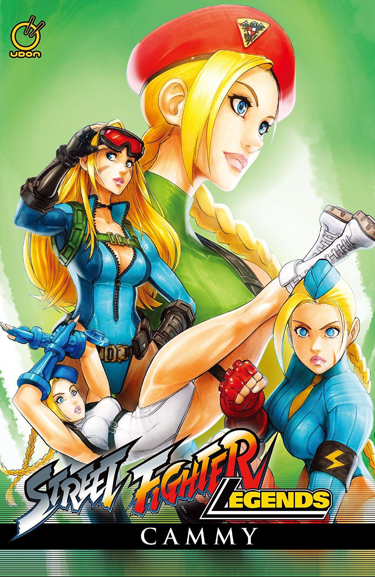 Street Fighter Legends: Cammy