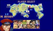 SFII Champion Edition Arcade Mode