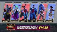 Street Fighter V- Arcade Edition - Darkstalkers Bundle