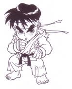 SFII-Chibi Ryu