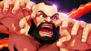Street Fighter V Zangief Reveal Trailer