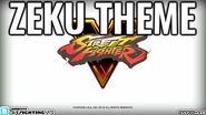 STREET FIGHTER V Zeku Theme (full version)