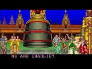 Street Fighter II' - Guile Ending