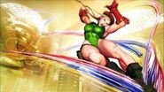 Street Fighter V - Theme of Cammy