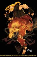 Street fighter v ken by heavymetalhanzo-d90te93