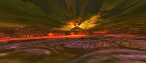 SFIV Volcanic Rim