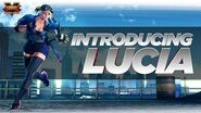 SFV Character Introduction Series – Lucia