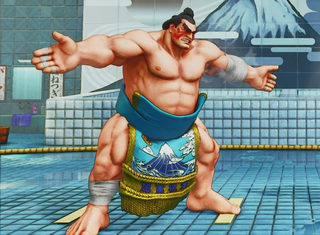 Sumo Spirit