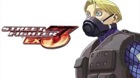 Street Fighter EX3 - Under Tube (Doctrine Dark)