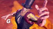 Street Fighter V- Arcade Edition - G Gameplay Trailer