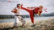 Street Fighter-- Assassin's Fist - Ryu & Ken (Mike Moh, Christian Howard)