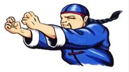 Fighting Street Lee Theme