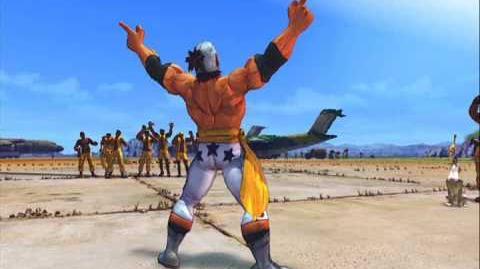 Street Fighter IV - El Fuerte theme