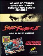 Street fighter 2 promo-esp