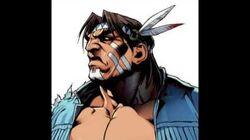Super Street Fighter II Turbo Revival OST (GBA) - 27. T. Hawk Theme