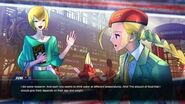 Street Fighter 5 - Cammy Story Cutscenes & Ending English VO