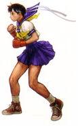 CapcomVsSNK-Sakura