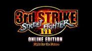 Street Fighter III 3rd Strike Online Edition Music - Killing Moon - Akuma Stage Remix