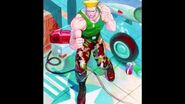 Street Fighter II CPS-1-Guile Stage