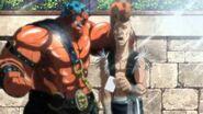 Super Street Fighter IV Hakan Prologue (eng)