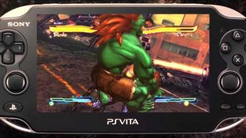 Street Fighter × Tekken/Trailers