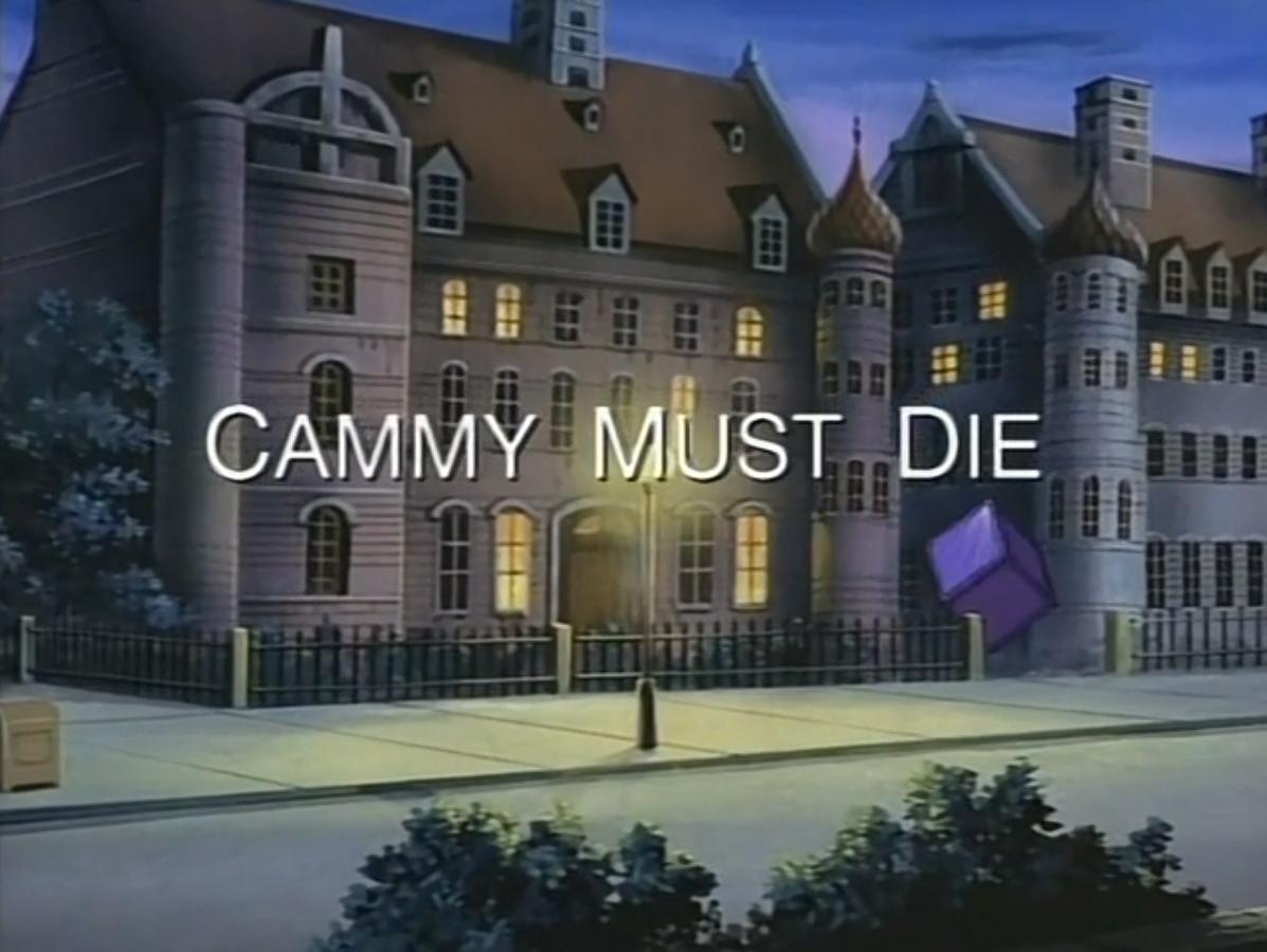 Cammy Must Die!