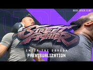 Street Fighter- Enter the Dragon Fight Previsualization - Rogue Origin Films