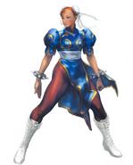Chun-Li (CvS1 Capcom)