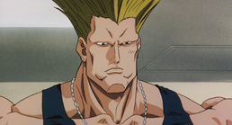 Guile Animated Movie