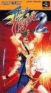 Final Fight 2 JPN
